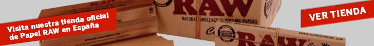 Tienda Papel RAW España Oficial