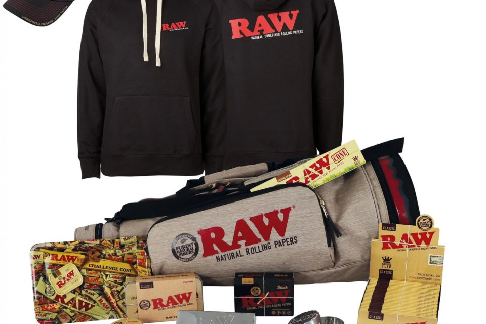 Novedades Raw artículos
