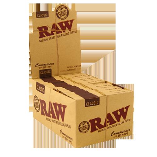 Comprar papel raw online
