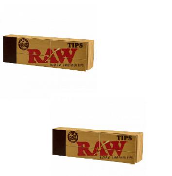 2 Raw Filtros Classic