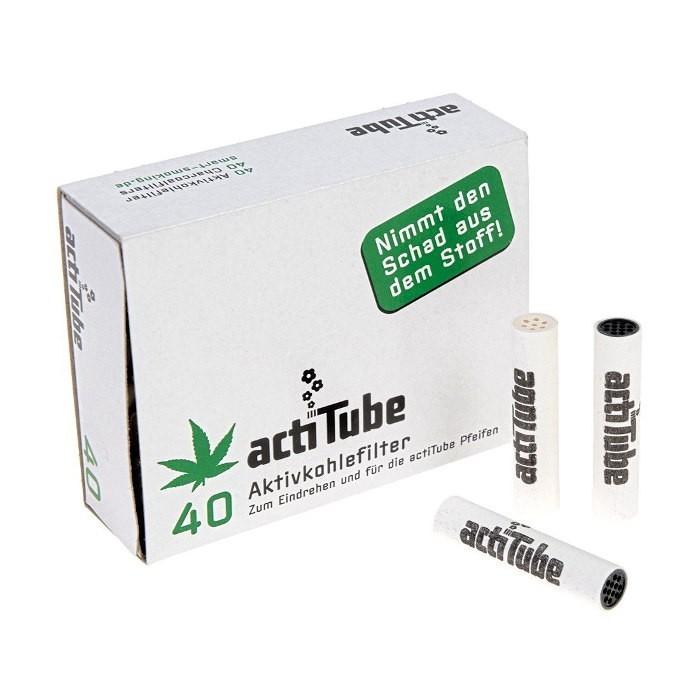 Filtros ActiTube (40 unds)