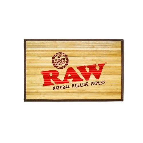 alfombra bambu raw