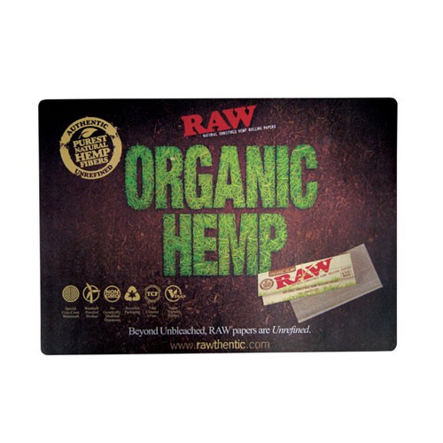 alfombrilla organic raw