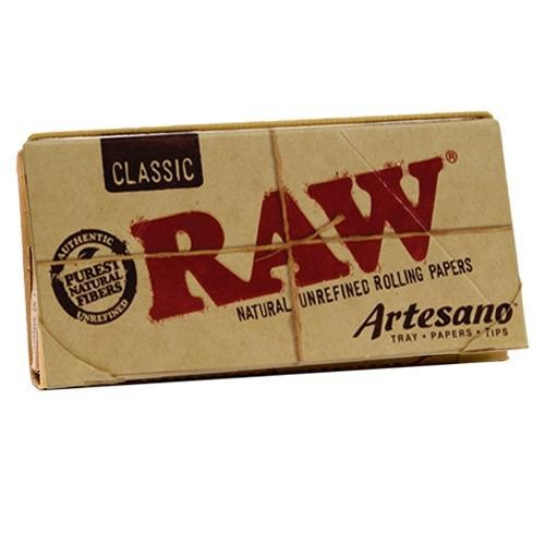 raw artesano king size classic