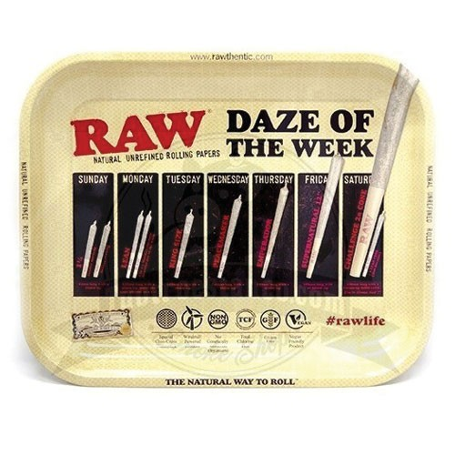 compra bandeja metal raw daze