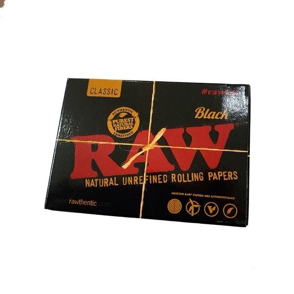 Raw Baraja Black