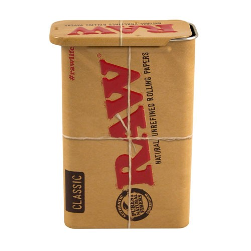 raw caja cigarrillos