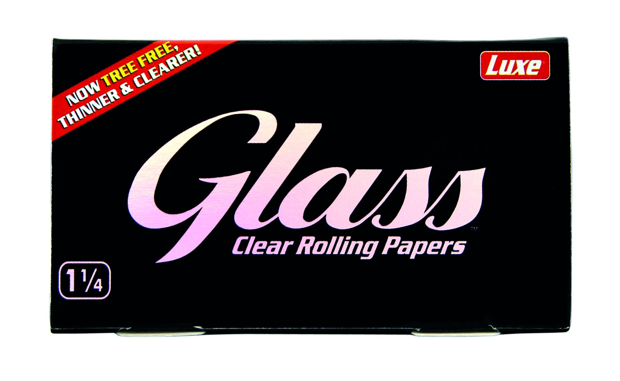 Librillo Glass 1 ¼