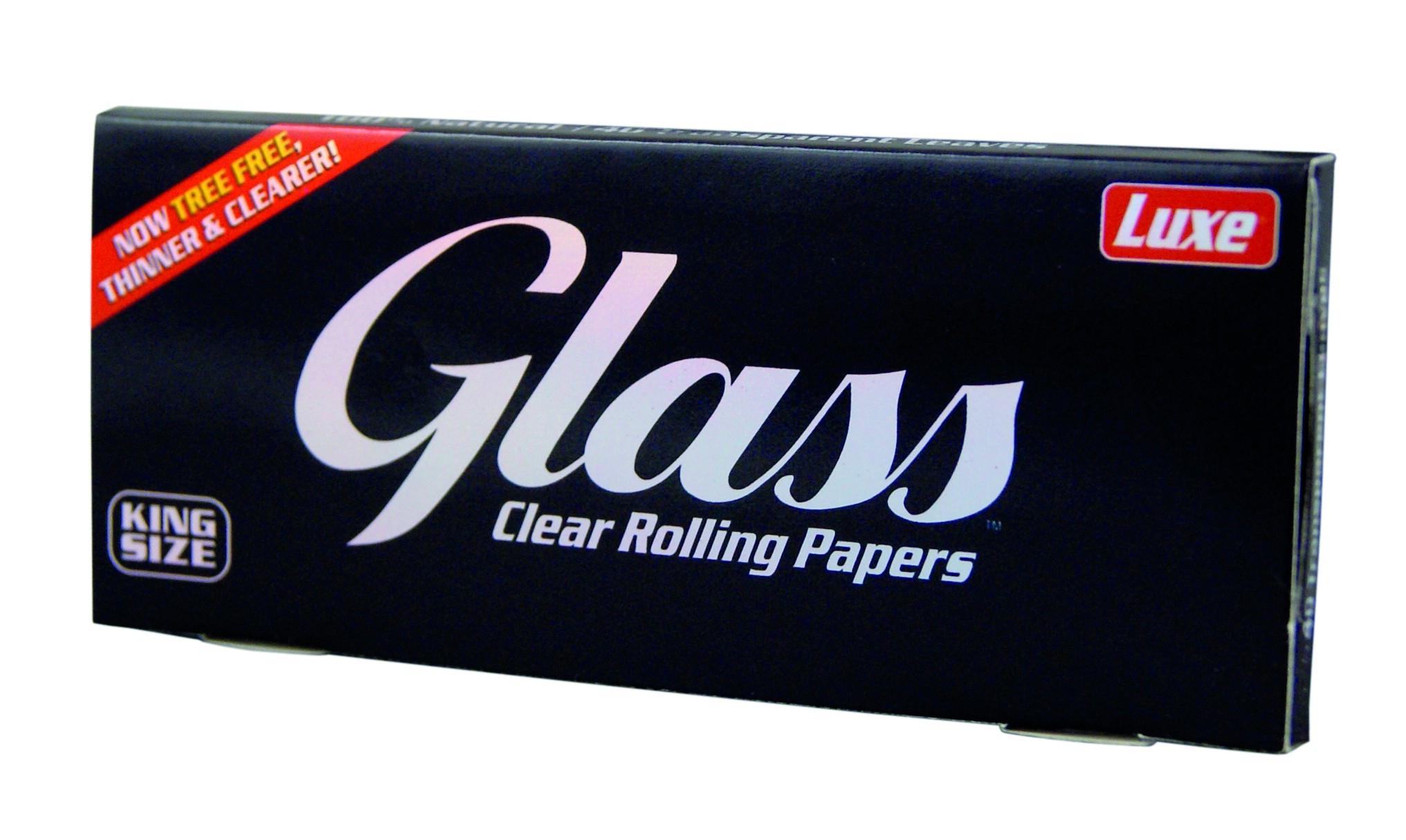 Librillo Glass King Size
