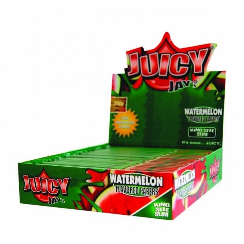 Juicy Jay´s King Size - Watermelon