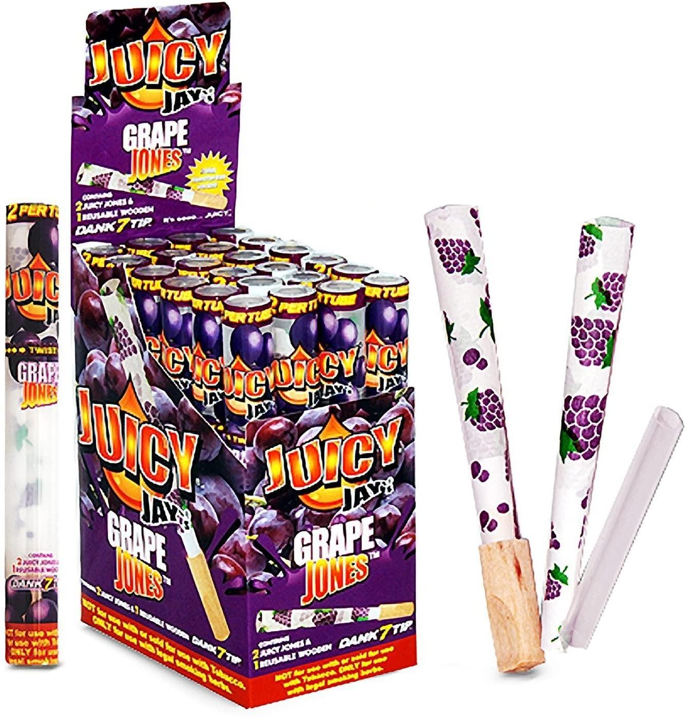 Juicy Jay Jones Grape