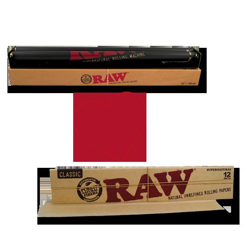 la pareja perfecta raw