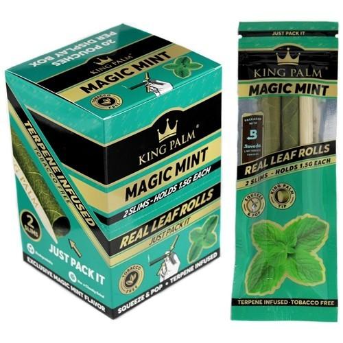 King Palm Magic Mint