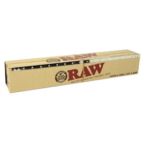 raw parchment