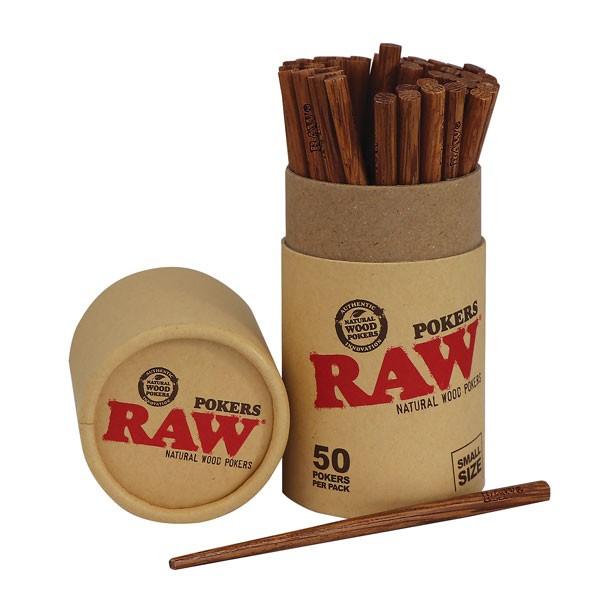 raw poker pequeño