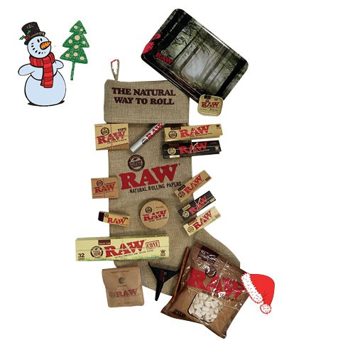 Raw Santa Sock (edición limitada)