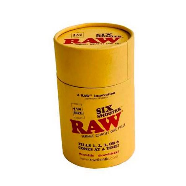 Raw Six Shooter 1 ¼