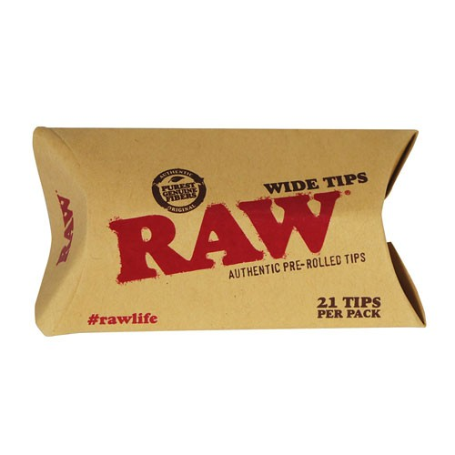 tips Prerolled WIde Raw