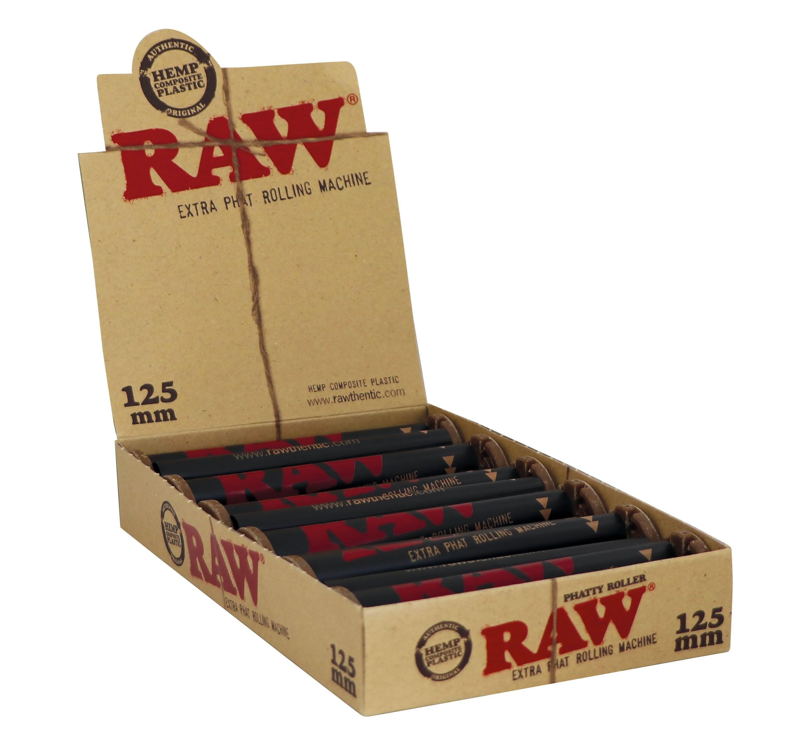 Máquina de Liar Raw 125mm
