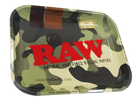 Raw Camuflaje Mediana
