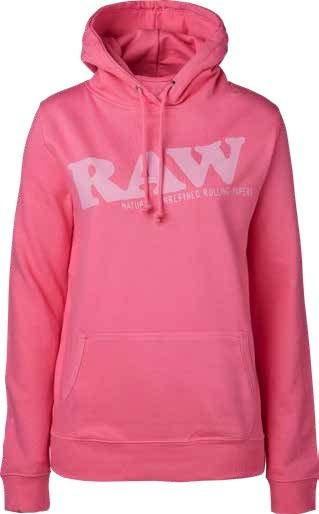 Rpxraw Girl Hoodie Pink