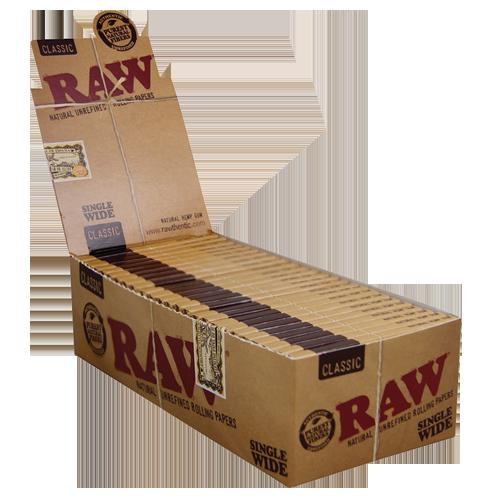 comprar papel  fumar RAW Natural