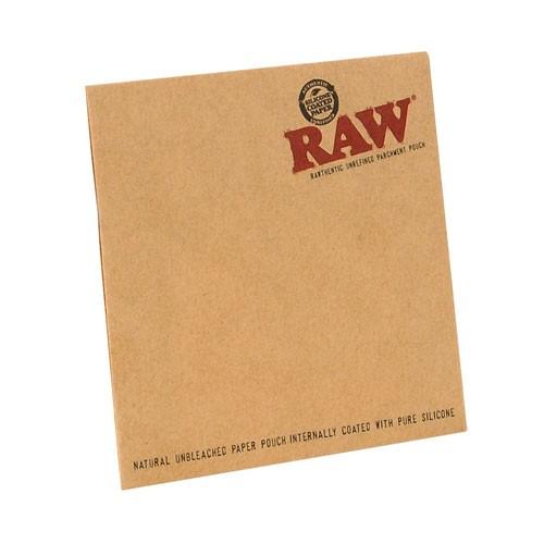 Pergamino papel raw