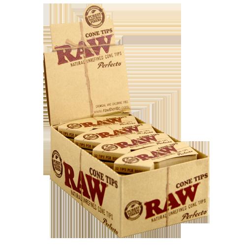 caja filtros perfecto raw