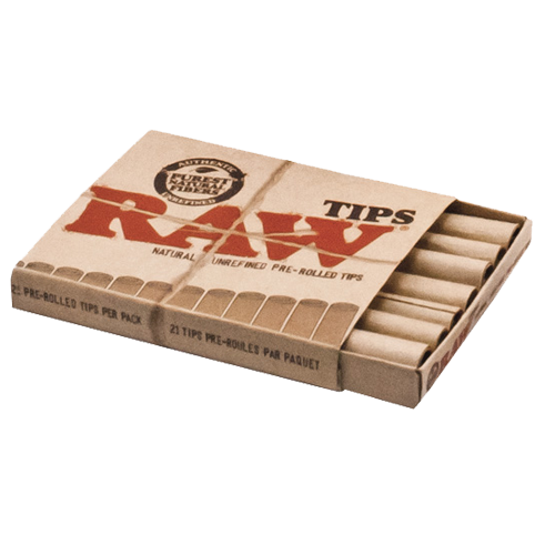 comprar raw tips pre rolled