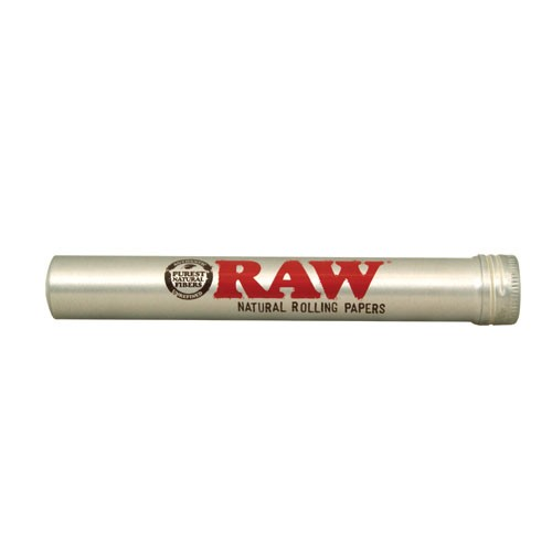 tubo aluminiio raw guardaporros