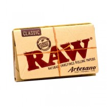 raw 1 1/4 artesano