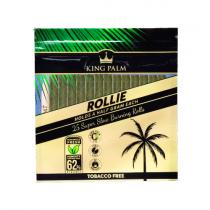 King Palm - 25 Rollies Con Sobre Boveda