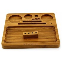 comprar papel raw bamboo rolling tray