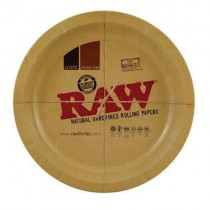 comprar bandeja metal redonda raw