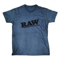 camiseta papel raw