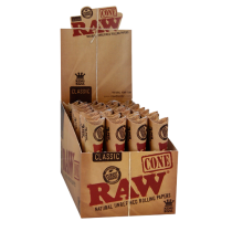 caja conos king size raw