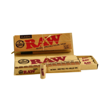 Raw Classic Connoisseur 1 1/4 Prerolled Librillo
