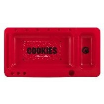 Bandeja Cookies Rolling Tray Red