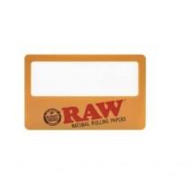 comprar raw tarjeta lupa
