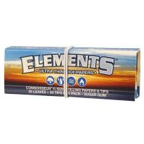 Librillo Elements Connoisseur 1 1/4