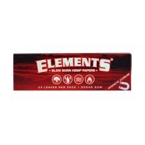 Librillo Elements Red 1 1/4