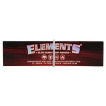 Librillo Elements Red Connoisseur King Size