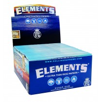 Caja Elements Red King Size Slim
