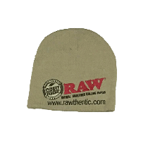 gorro papel raw