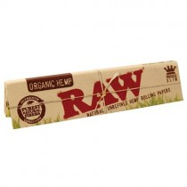 papel de liar raw king size slim organic