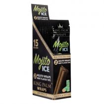 King Palm Mojito Ice - 2 Blunts Wraps