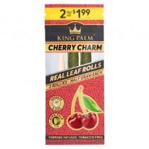 King Palm Cherry Charm - 2 Rollies
