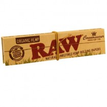 raw king size connoisseur organic