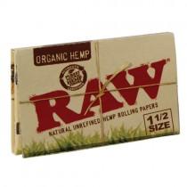 comprar papel de fumar 1 1/2 raw