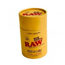Raw Six Shooter 1 ¼